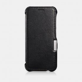 Etui de luxe icarer pour iPhone 6/6S Knight Card-slot