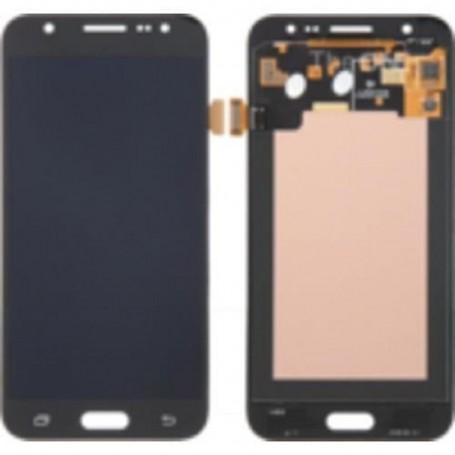 Écran complet LCD et Vitre Tactile pour Samsung Galaxy J500 J5 2015 Noir