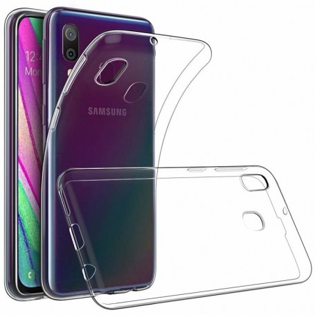 Coque GOOSPERY Clear JELLY pour Galaxy A40