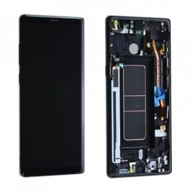 Ecran Complet Noir Galaxy Note 8 (N950F)