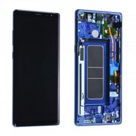Ecran Complet Bleu pour Samsung Galaxy Note 8 (N950F)