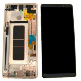 Ecran Complet Or pour Samsung Galaxy Note 8 (N950F)