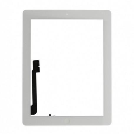 """Vitre tactile blanche pour iPad 4e 9,7"""" A1458-A1460"""