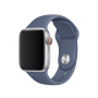Bracelet Sport Apple Watch 42 mm Bleu