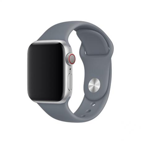 Bracelet Sport Apple Watch 38 mm Gris