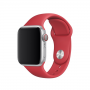 Bracelet Sport Apple Watch 38 mm Rouge