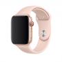 Bracelet Sport Apple Watch 42 mm Rose