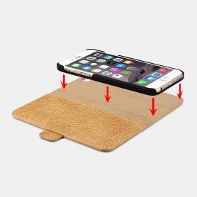 Etui cuir pour iPhone 6/6s