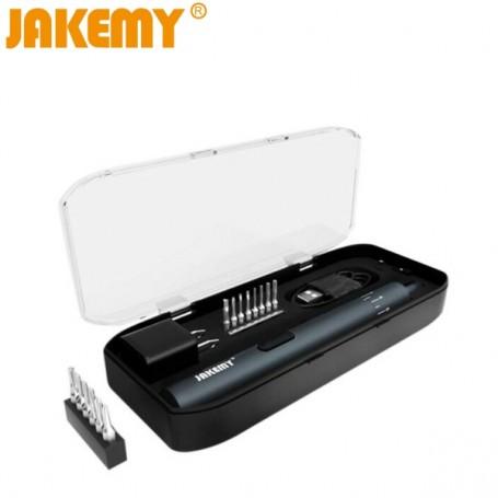JAKEMY Kit Tournevis Electrique (JM-Y02)