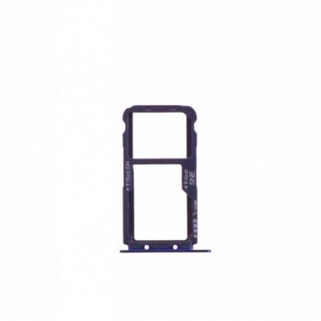Tiroir SIM Bleu pour Huawei Mate 20 Lite