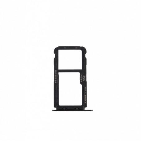 Tiroir SIM Noir pour Huawei Mate 20 Lite
