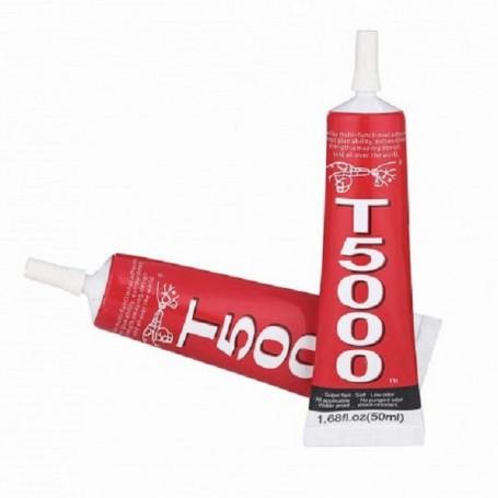Colle Liquide T5000 Blanche 50 ml Pour Tout matériaux