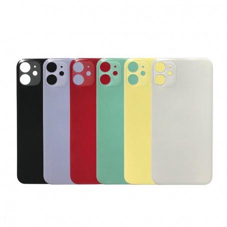 Vitre arrière cache Batterie iPhone 11