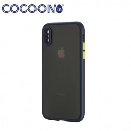 Coque COCOON'in MYST iPhone 12 Navy