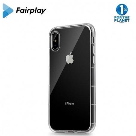 Coque TPU FAIRPLAY CAPELLA iPhone XR