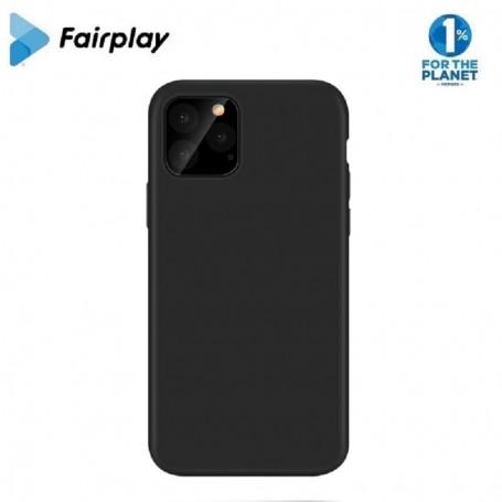 Coque TPU FAIRPLAY PAVONE noire iPhone 12 Pro Max