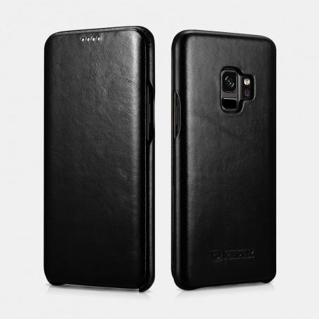 Etui icarer pour Samsung S9 Edge