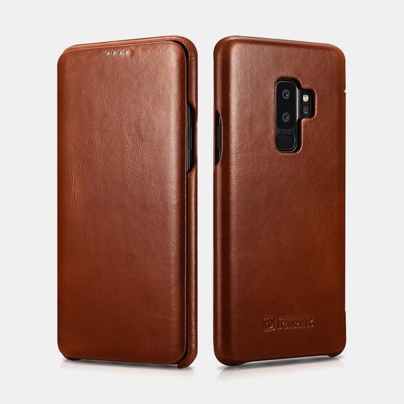 Etui icarer Samsung S9 Plus