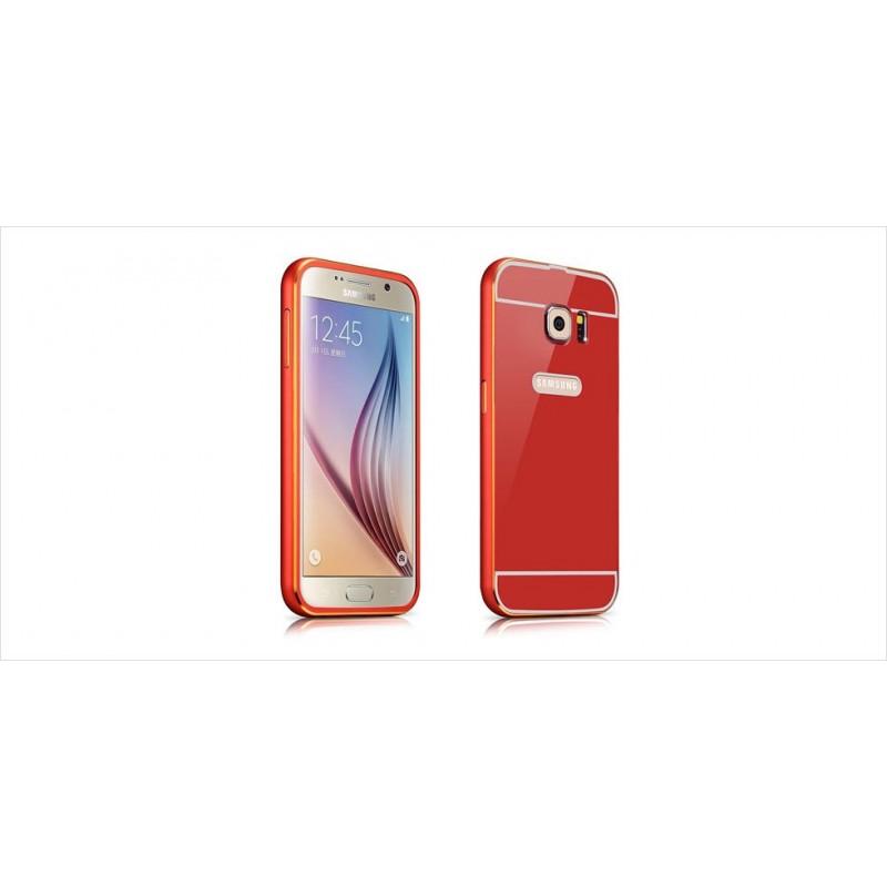 Bumper Samsung S6 Rouge