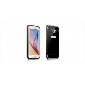 Bumper pour Samsung S6 Edge noir