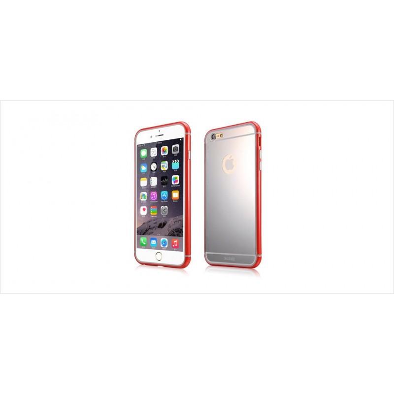 coque iphone 6 bumper rouge