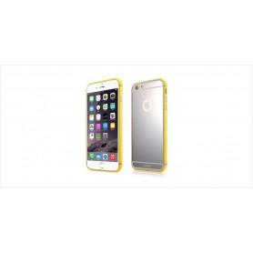 Coque pour iPhone 6 Plus 6s Plus  jaune