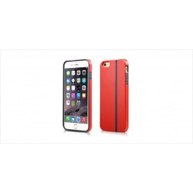 Coque iPhone 6 6s rouge