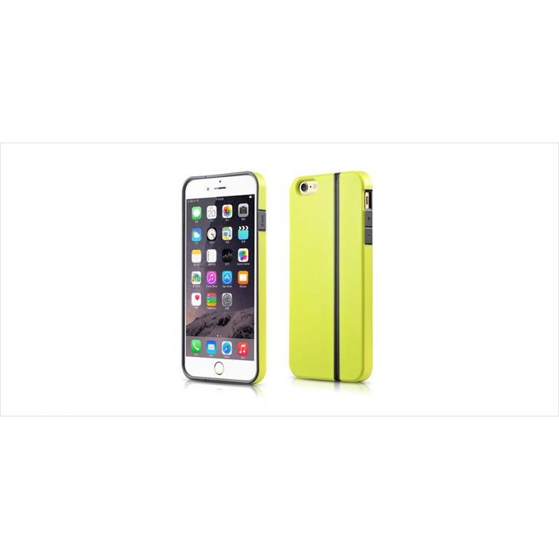Coque iPhone 6 Plus 6s Plus vert