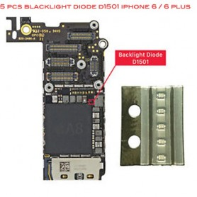 IPHONE 6 6PLUS DIODE...