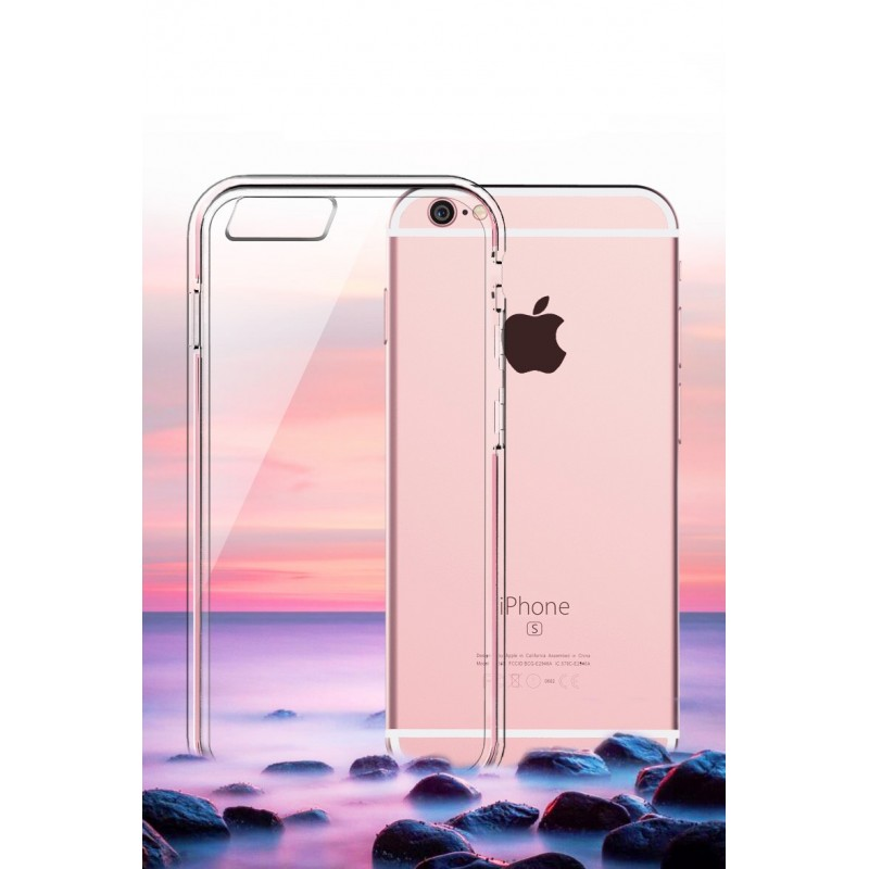 coque iphone 6 souple rose