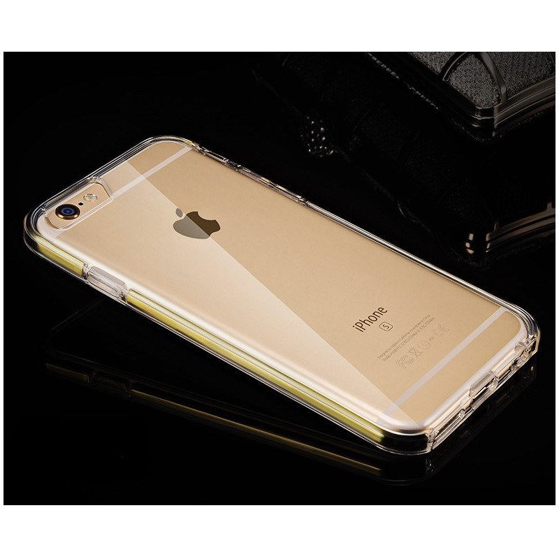 Coque iPhone 6 Plus 6s Plus gold