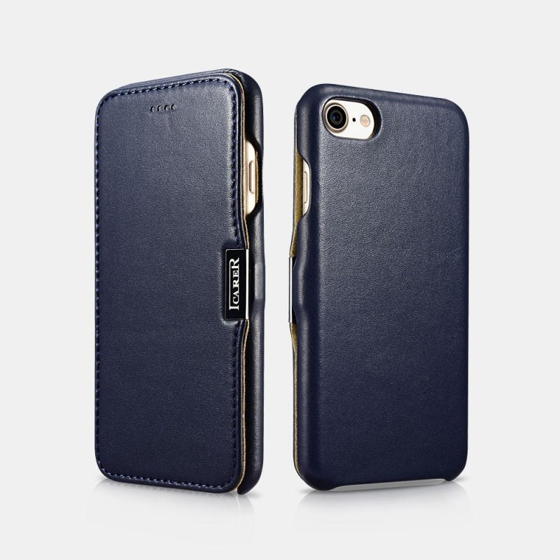Etui pour iPhone 7 / 8 bleu