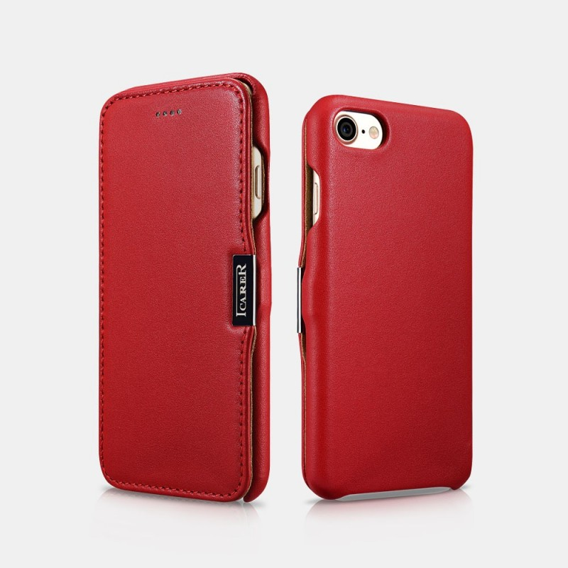 Etui iPhone 7/8 rouge