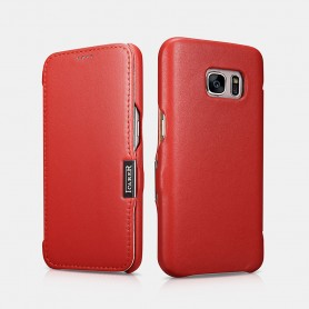 Samsung Galaxy S7 Etui rouge