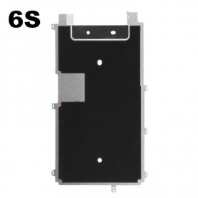 Plaque métallique pour écran iPhone 6s