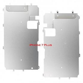 Plaque métallique pour écran iPhone 7 Plus