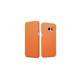 Etui Galaxy S7 Edge Orange