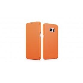 Etui Galaxy S7 Edge Orange