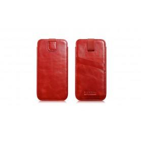 Etui iPhone 6 6s rouge
