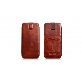 Etui iPhone 6 6s marron