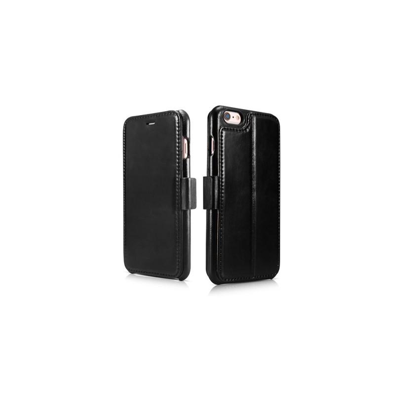 Etui iPhone 6 6s noir