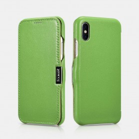 iPhone X Etui en cuir...