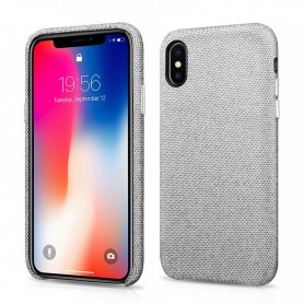 Coque iPhone X Blanc