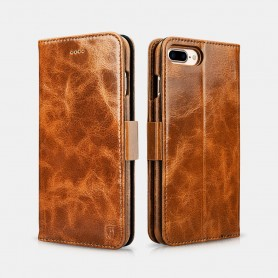 iPhone 7/8 Etui oil wax Leather