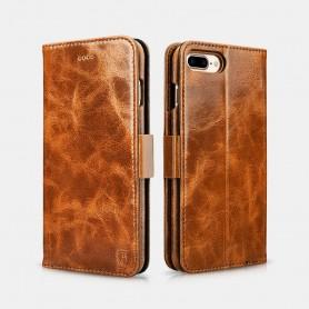iPhone 7/8 Etui oil wax Leather