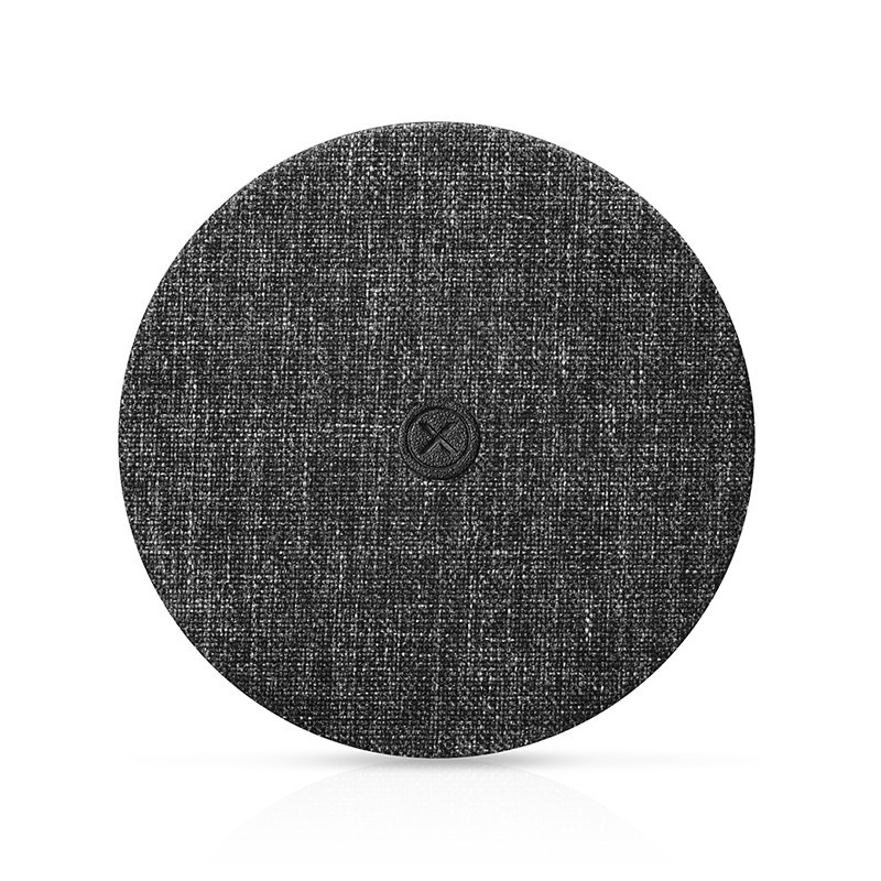 Fabric Wireless Fast Charging Pad