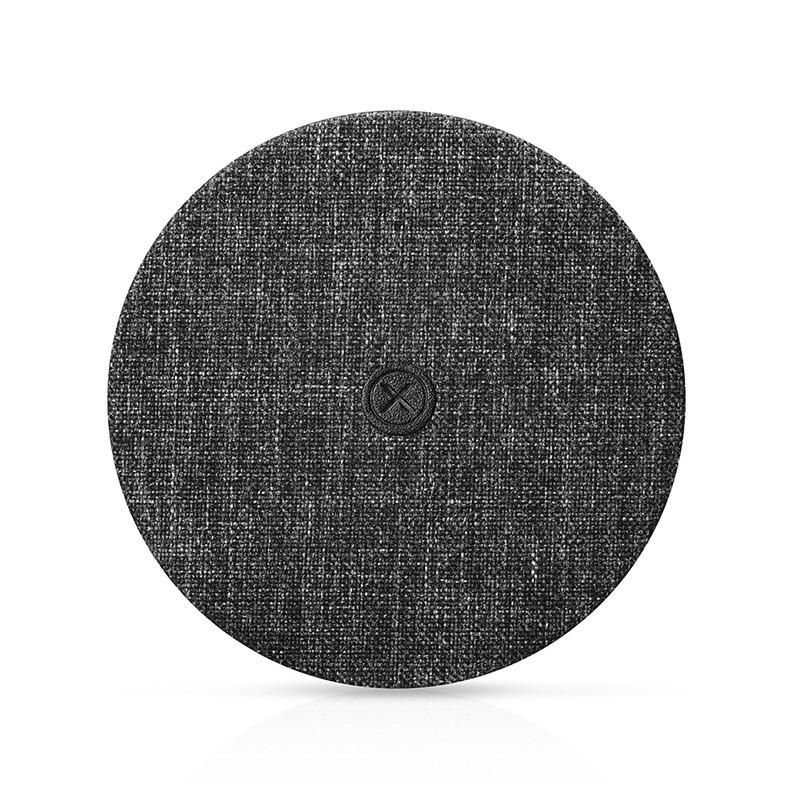 Fabric Wireless Fast Charging Pad