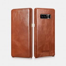 Samsung Note 8 Etui Marron...