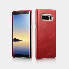 Samsung Note 8 Etui Transformer Vintage Back cover Rouge
