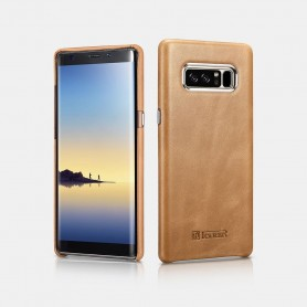 Samsung Note 8 Etui Transformer Vintage Back cover Camel